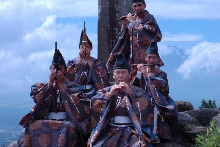 Le col Ashigara