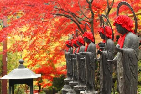 Temple Oyama-dera