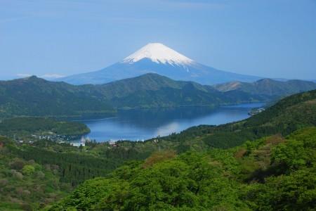 Một ngày quanh Hakone bằng Taxi