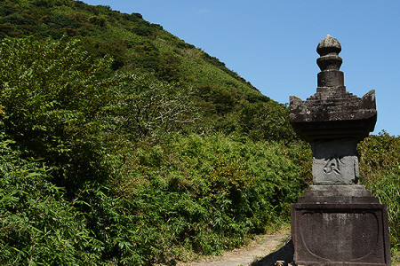 Grab von Tadano Mitsunaka