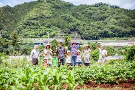 里山・自然体験 (藤野里山体験ツアー)