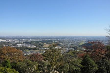 Observatoire au sommet du mont Hakusan