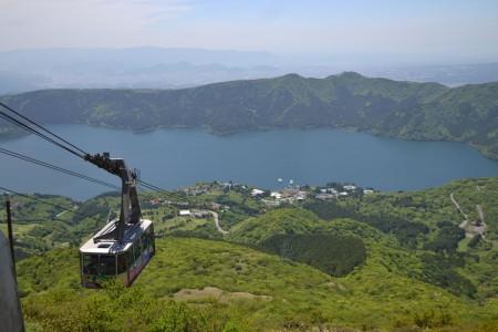 駒ヶ岳ロープウェー