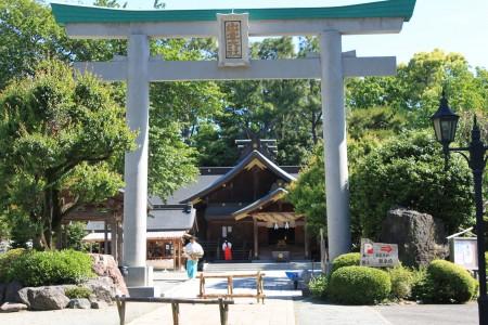 Sanctuaire d'Izumo Sagamibunshi
