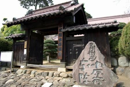 เส้นทางเดินธรรมชาติและประวัติศาสตร์ทะเลสาบะกะมิ