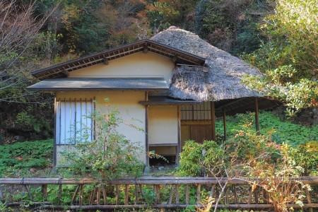 北鎌倉 寶庵(茶室)