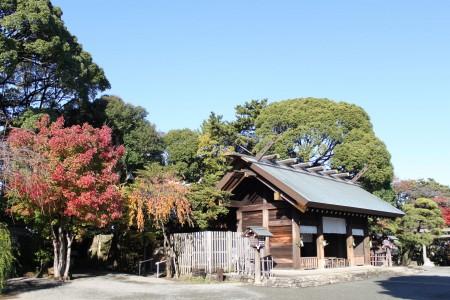 Sanctuaire Iseyama Kōtai Jingu