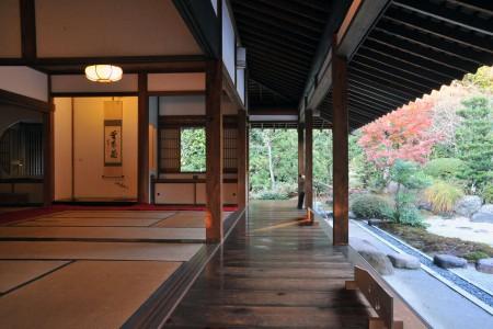 Temple Jōmyō-ji kisen'an