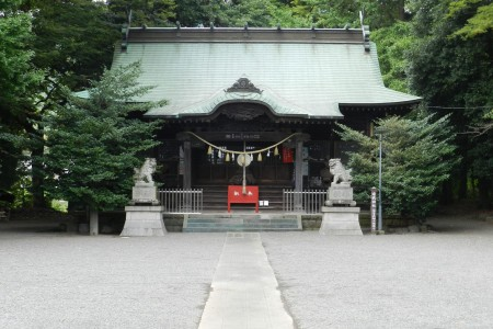 Visit Soganjinja shrine, which has a history of more than 1000 years  Happy with the cuisine of Odawara