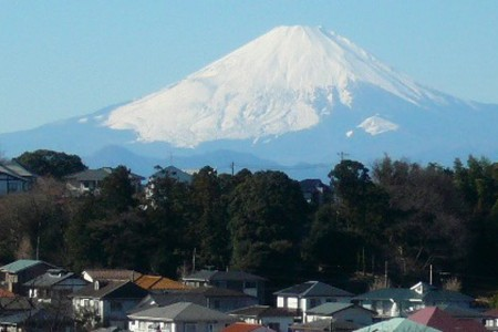 Fueda Park (Great View of Mount Fuji)