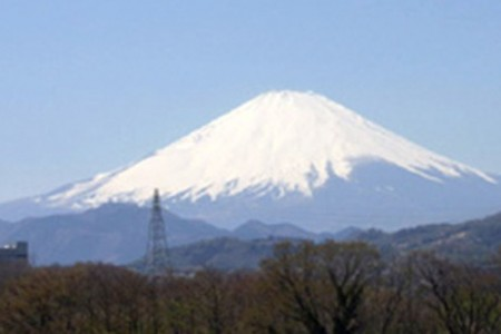 Hundred view of Hiratsuka Fujimi(countryside scenery , Mt Fuji)