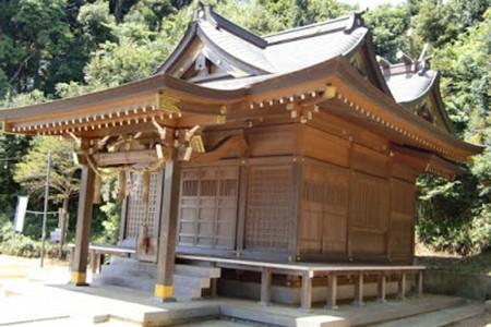 Le temple Kawana Gorei Jinjya