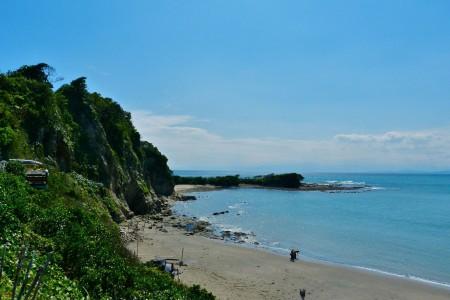 Bờ biển Chojagasaki
