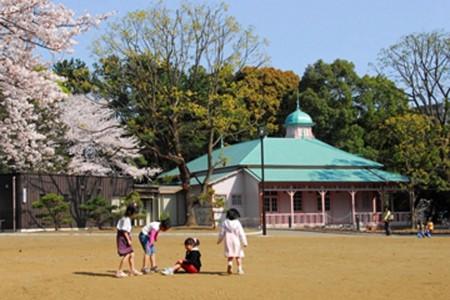 Le parc Hachimanyama