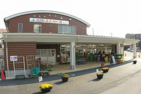 Shopping at Afurina Isehara