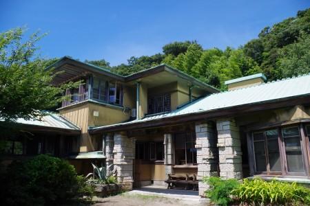 葉山 加地邸