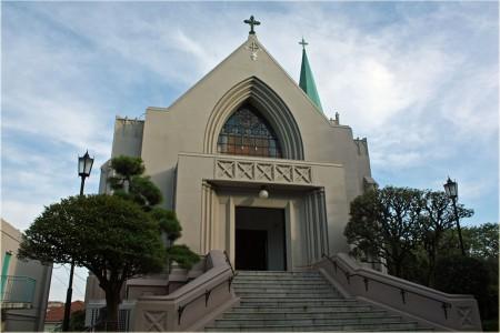 โบสถ์หัวใจศักดิ์สิทธิ์, โยโกฮะมะ