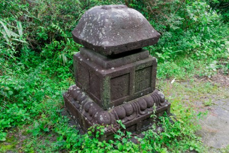 Grave of Yaobikuni Nun