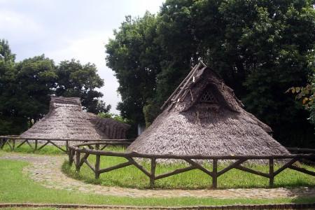 三殿台遺跡・考古館