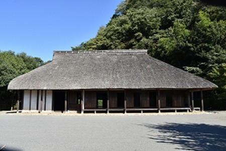 Sagamihara Stadt Kominka-en (Historische Residenz)