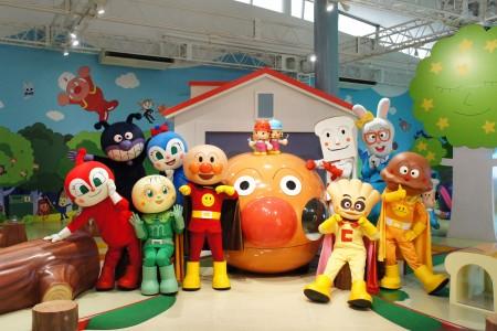 横滨面包超人儿童博物馆&商圈