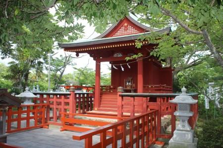 Kamakura Benzaiten-sha Schrein