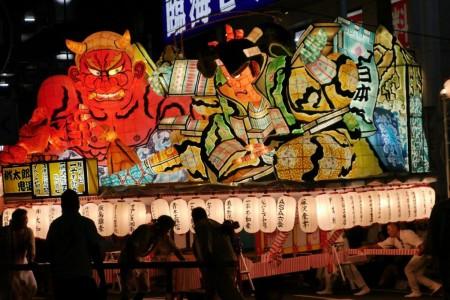Le festival Shonan Nebuta