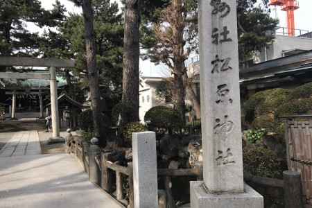 Matsubara Shrine (Ujigami Shinto God Festival from the era of Odawara Hojo Clan)