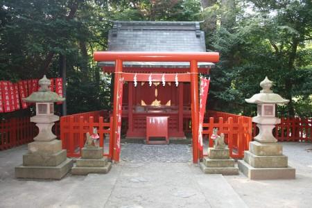 Sanctuaire Maruyama Inari-sha