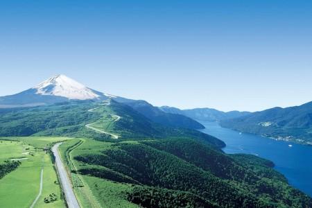 """L'autoroute """"Ashinoko Skyline"""""""