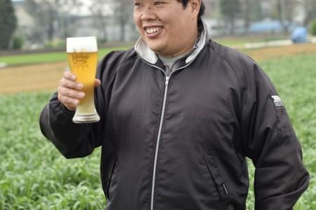 瀬谷ビール(岩﨑農園)