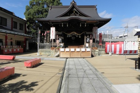 Mizonokuchi Shrine