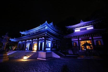 镰仓长谷灯火