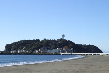 L'île d'Enoshima
