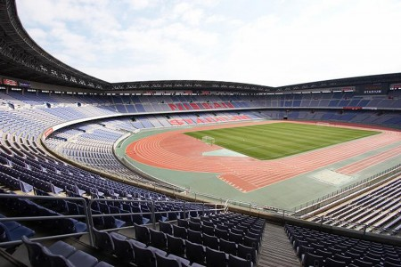 Stade International de Yokohama (Nissan Stadium)