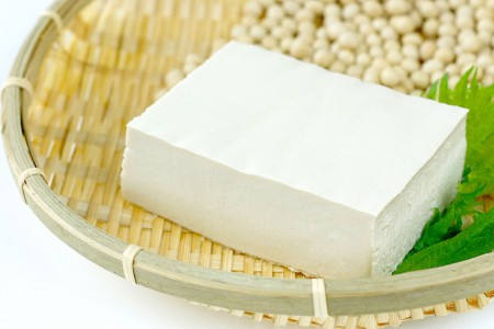 Spécialité de Oyama : tofu / shishi-nabe