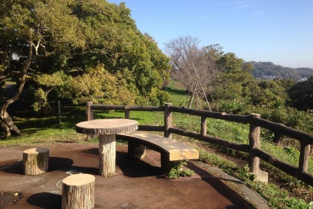 Le parc Osaki