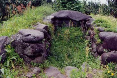 Kuno Ancient tomb