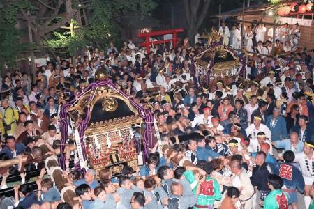 川崎山王祭