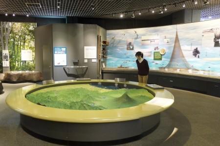 Le musée de la ville de Hiratsuka