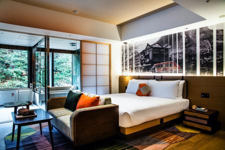 Khách sạn Indigo Hakone Gora