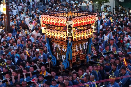 上沟夏日祭
