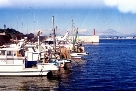 Koshigoe Fishing Port