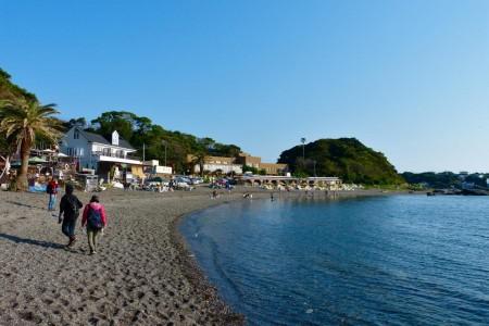 三浦海岸海水浴场