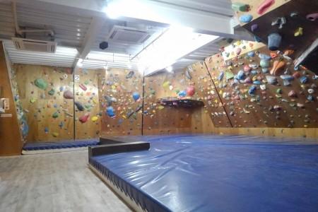 암벽등반경기장    젠    유리가오카