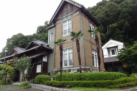 Negishi Natsukashi Koen Park: Ehemalige Yagishita Residenz