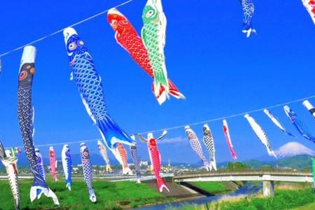 스즈카와 고이노보리 축제