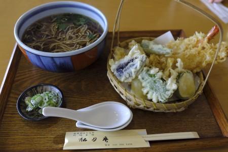 川崎大師松月庵(蕎麥麵)