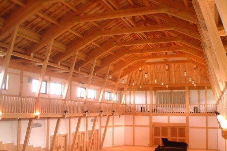HINOKI charity concert hall