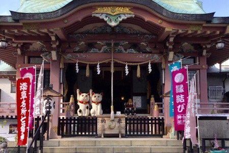 Imado Shrine